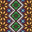 Cтоковый вектор: Ukrainiethnic seamless ornament, #56, vector
