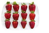 Strawberry Order — Stock Photo