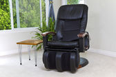Massage-Sessel — Stockfoto