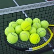 Tennis Ball Collection — Stock Photo #6498000