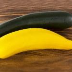 Large Zucchini — Stock Photo