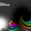Abstract background, vector — Imagen vectorial