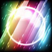 светящиеся полосы, вектор — Cтоковый вектор