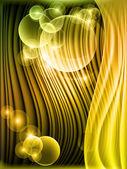 Abstrait effet de nuit, vector — Vecteur