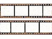Old film frames — Stock Photo