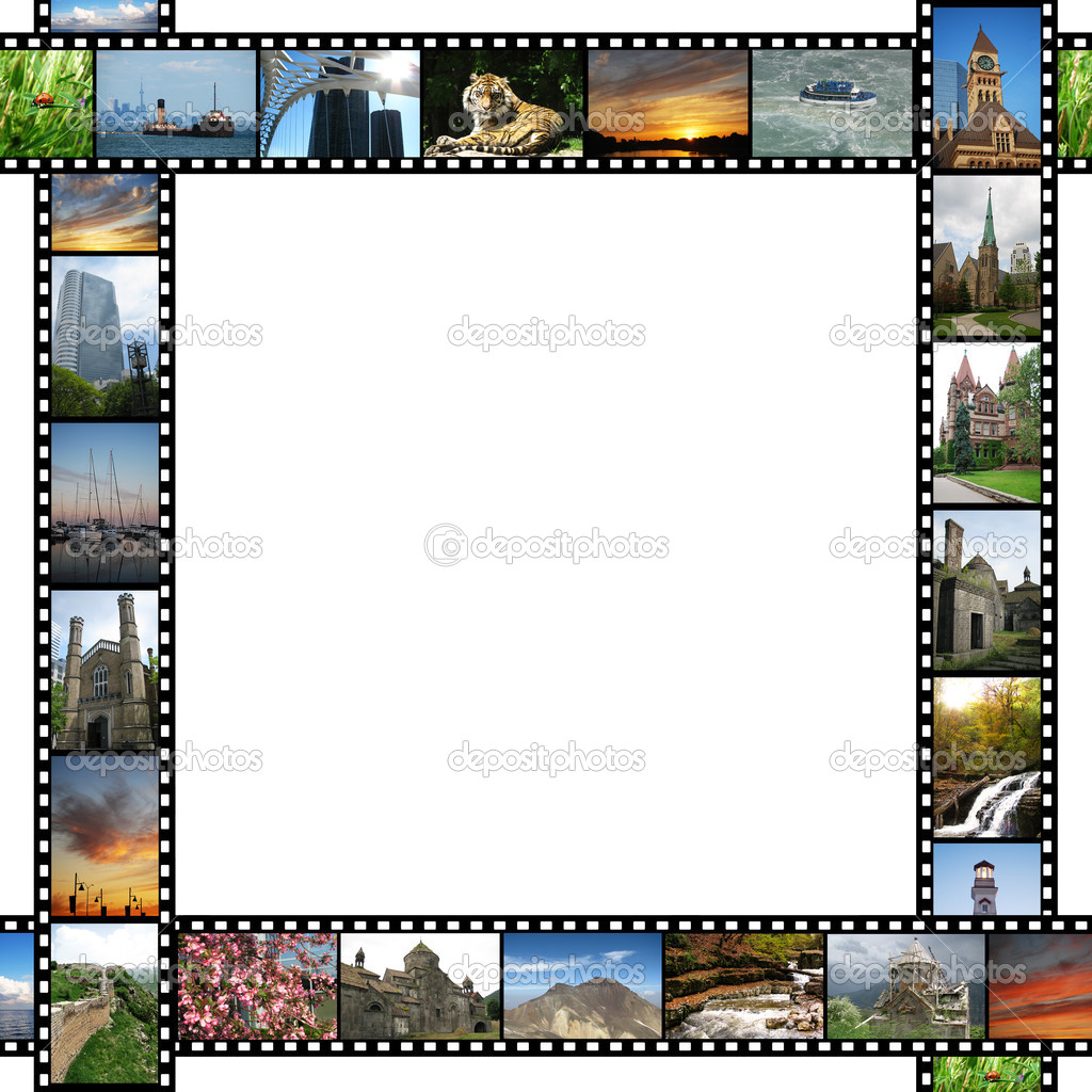 cadre avec films images de voyage photographie arevhamb 6615146. Black Bedroom Furniture Sets. Home Design Ideas