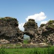 Stock Photo: Ruins of old monastery in Armenia