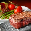 Meat grilled — Stock Photo