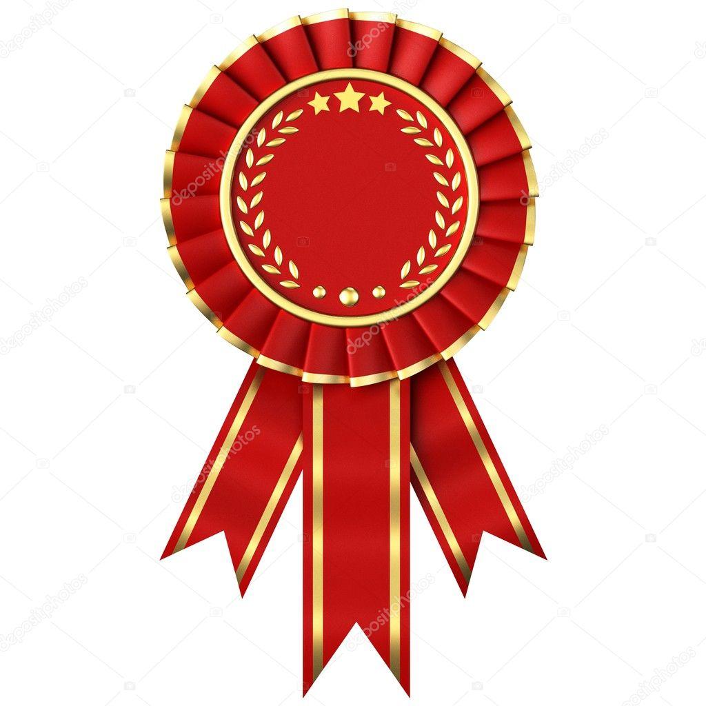 Red Ribbon Award — Stock Photo © maximus256 #6599284