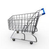 Empty cart — Stock Photo