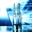 Ampoule — Stock Photo