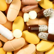 Royalty-Free Stock Photo: Drugs and pills