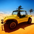 Desert buggy — Stock Photo