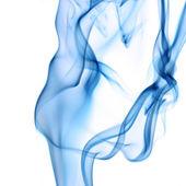 Blue smoke — Stock Photo