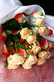 Holyday roses — Stock Photo