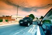 Fahren — Stockfoto