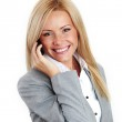 Business woman call — Stock Photo #6643417