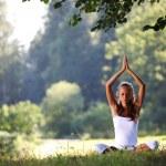 yoga Lotus — Photo