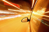Abstract speed drive — Stock Photo