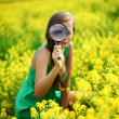 Botanist - Stock Photo