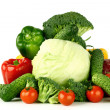 Big vegetarian pile — Stock Photo #6669453