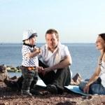 Family picnic — Stock Photo #6699291