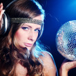 Disco girl — Stock Photo #6727888