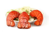 Lobster tail — Stock Photo