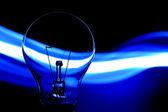 Abstract bulb — Stock Photo