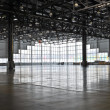 Empty huge workshop — Foto de Stock