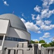 NEW Planetarium. Moscow. Russia. — Stock Photo #5874979
