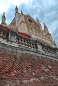 San Jeronimo el Real (St Geromimo the Royal), Madrid, near Prado Museum — Stock Photo