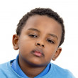 Portrait of a young kid — Stock Photo #5417435
