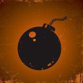 Illustration bomb — Stock Vector
