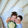 Wedding — Stock Photo #5451250