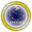 Royalty-Free Stock Vector Image: Zodiac sign capricorn