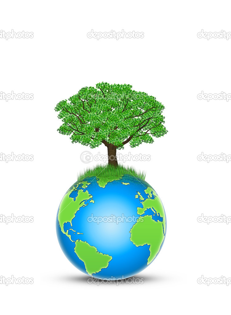 Protect the earth — Stock Photo #5618831
