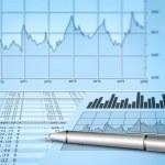 Finance iteam — Stock Photo