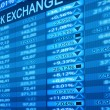 Stock exchange - Stock Photo