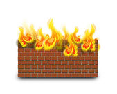 Firewall — Stock Photo