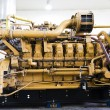 Electrical power generator - Stockfoto