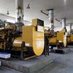Electrical power generator — Stock Photo #5656337