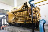 генератор электроэнергии — Стоковое фото