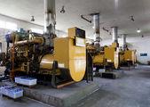 Electrical power generator — Stock Photo