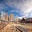 Pier 17 in New York - Stock Photo