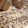 Moscow view with tilt-shift effect — Stock Photo #6577864