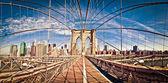 Brooklyn brigge — Stock Photo