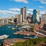 Sydney bay — Stock Photo #5964294