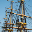 Old galleon — Stock Photo