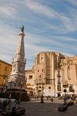 Piazza del Gesu — Foto de Stock
